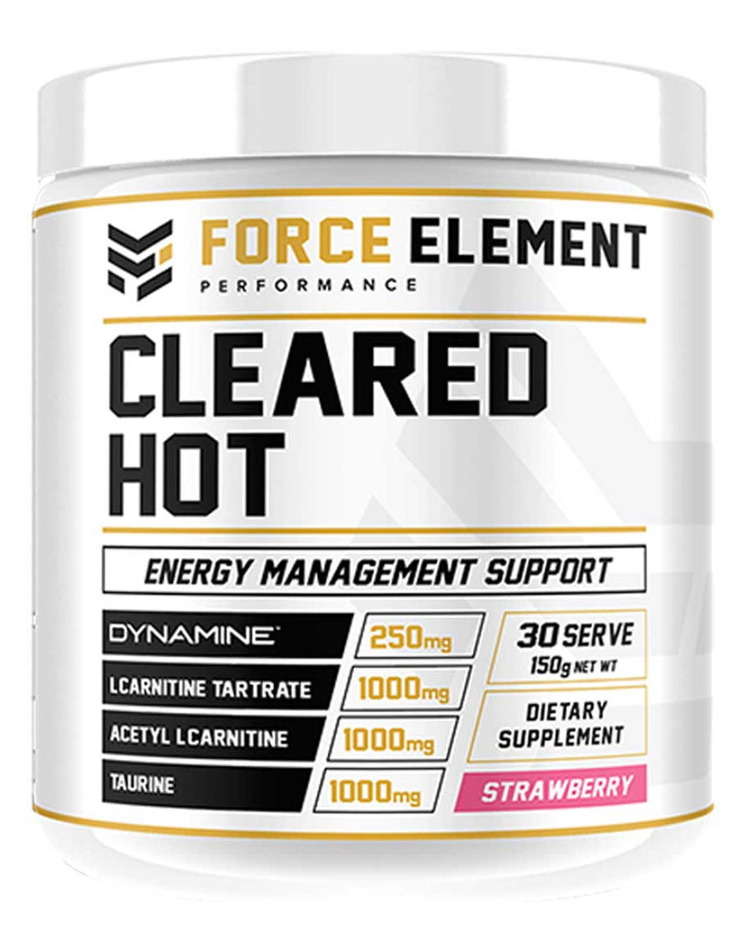 Cleared Hot by Force Element Performance