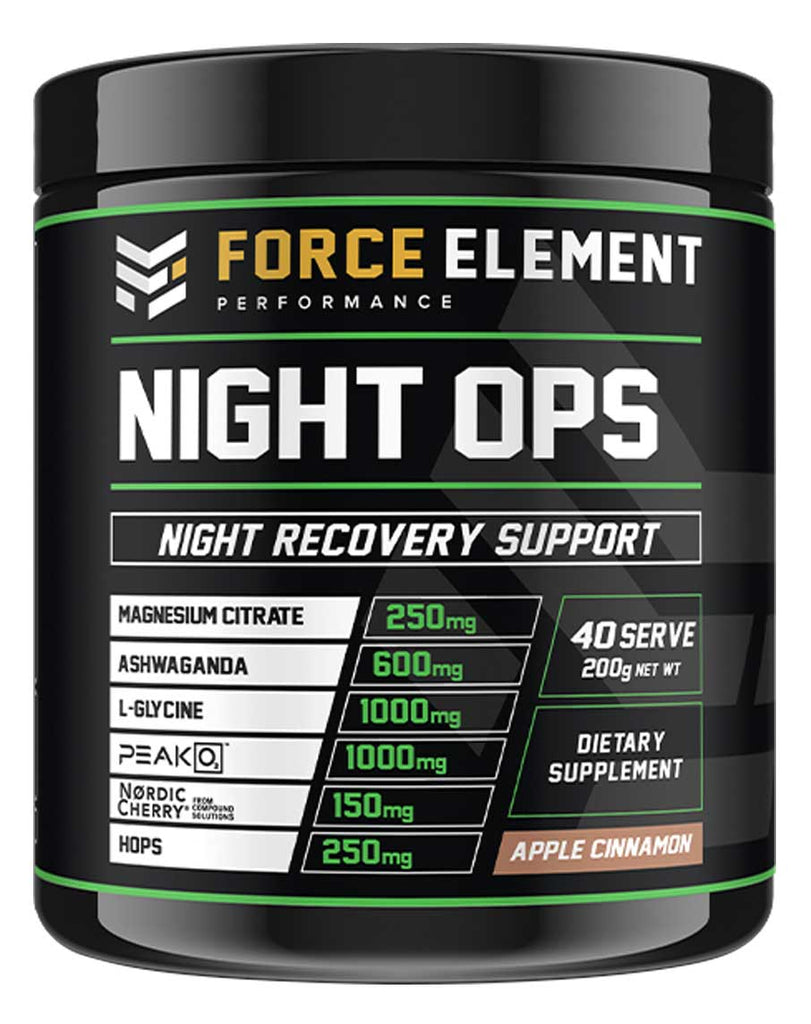 Night Ops by Force Element Performance