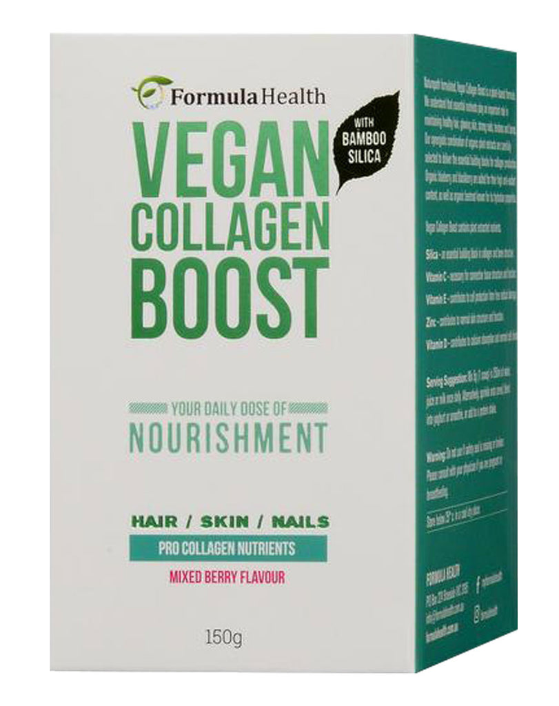 Vegan Collagen Boost by Formula Health