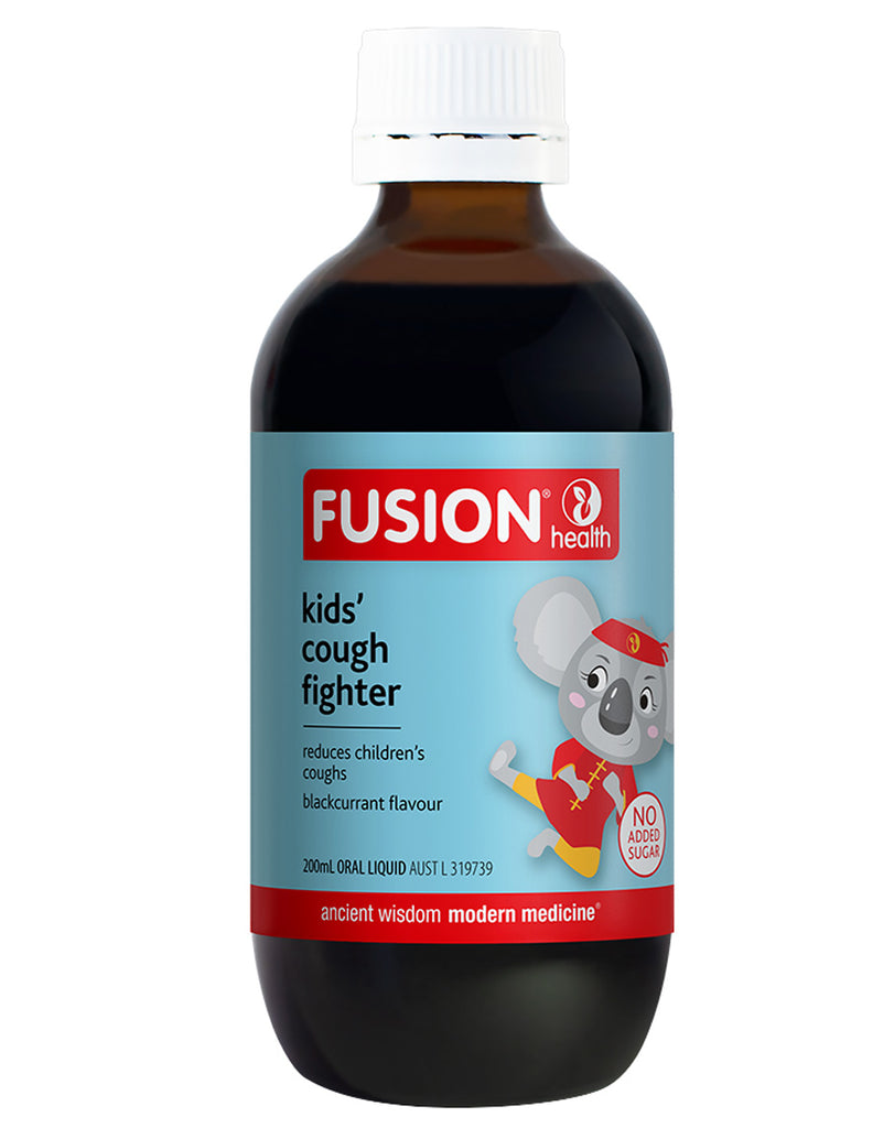 Kids Cough Fighter by Fusion Health