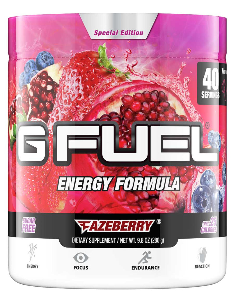 G Fuel Energy Formula by Gamma Labs