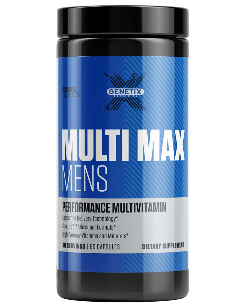 Multi Max (Mens) by Genetix Nutrition Core Series