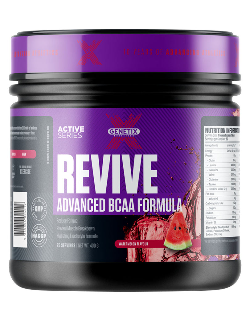 Revive by Genetix Nutrition
