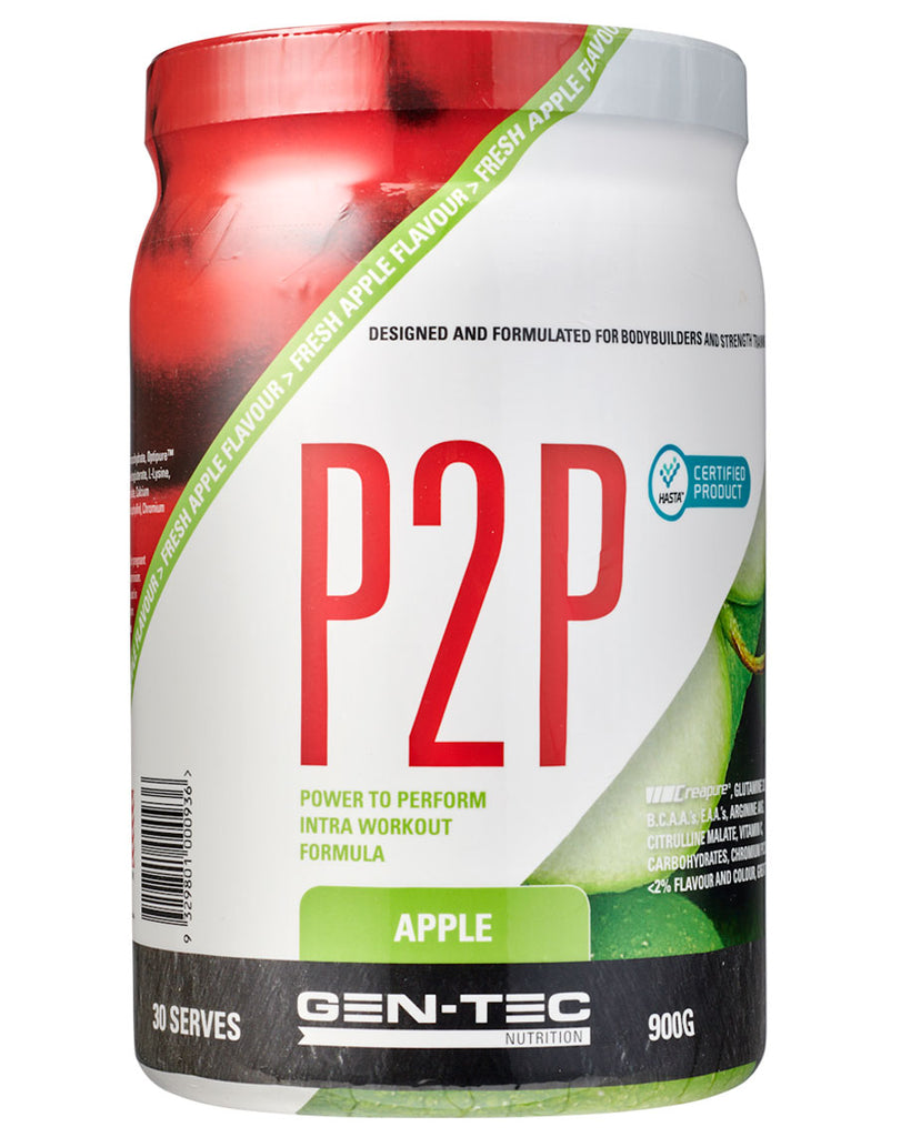 P2P Power To Perform by Gen-Tec Nutrition