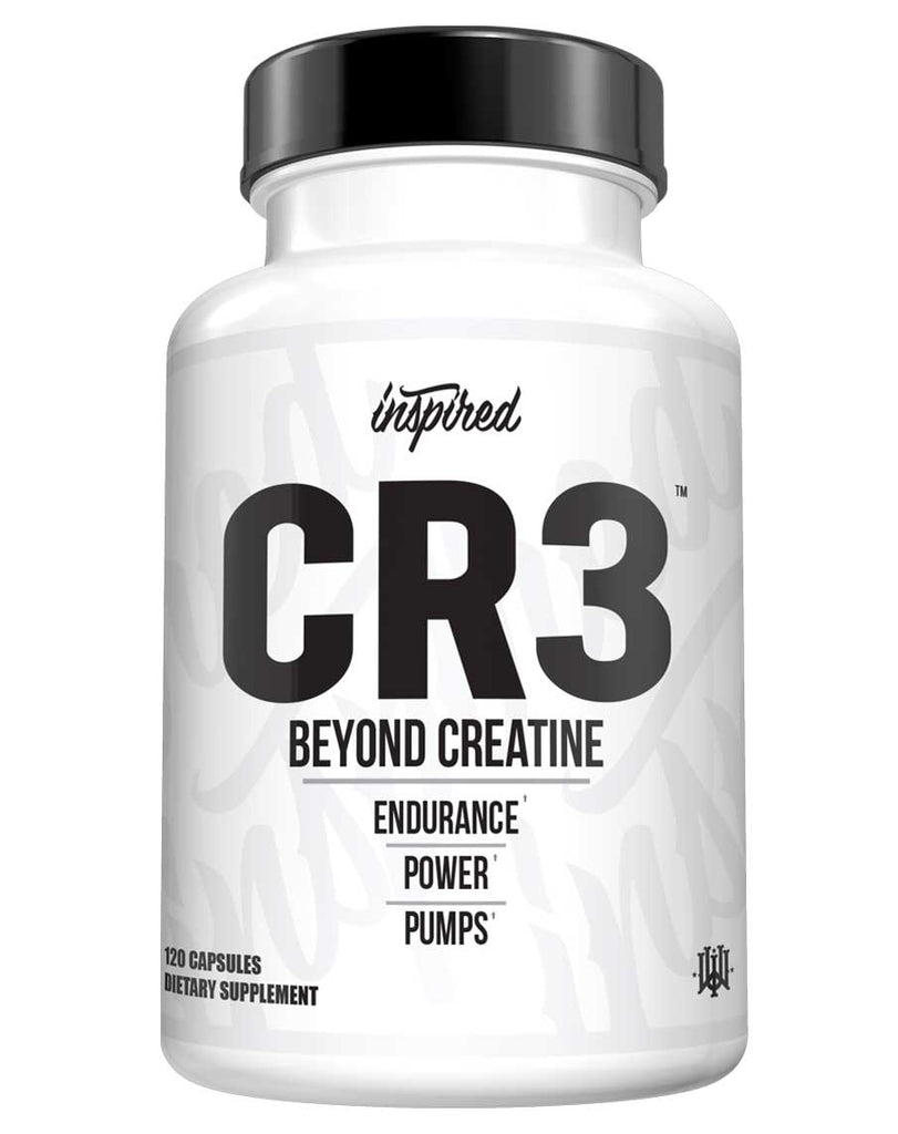 CR3 by Inspired Nutraceuticals