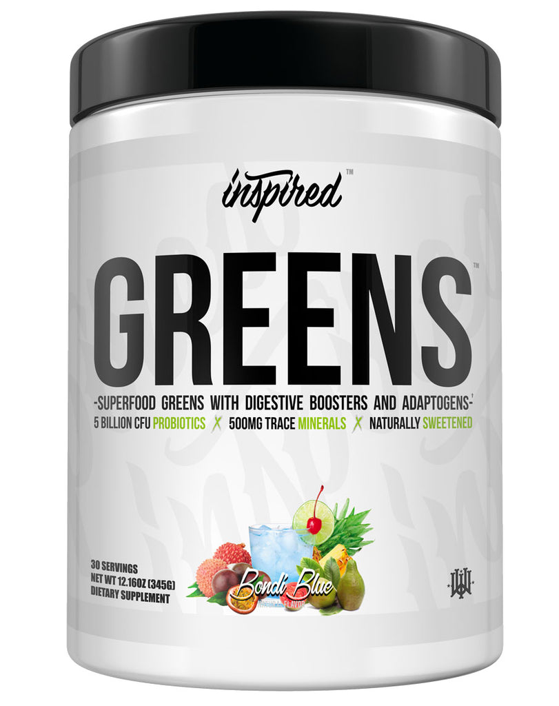 Greens by Inspired Nutraceuticals