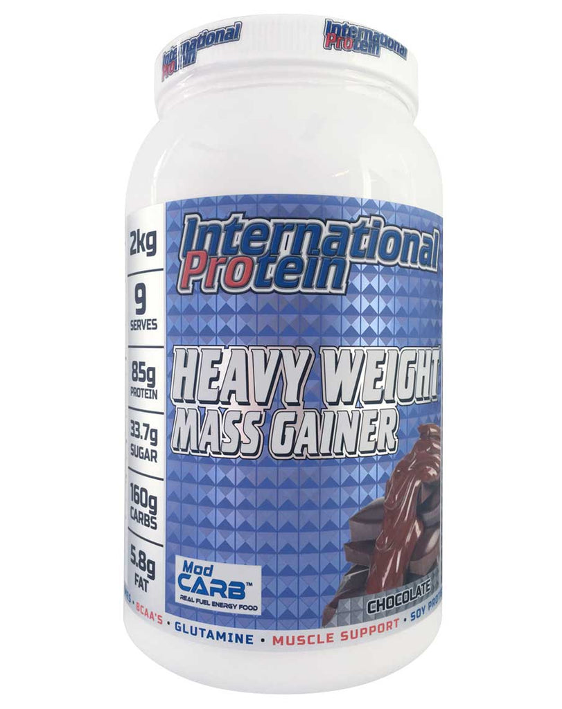 Heavy Weight Mass Gainer by International Protein