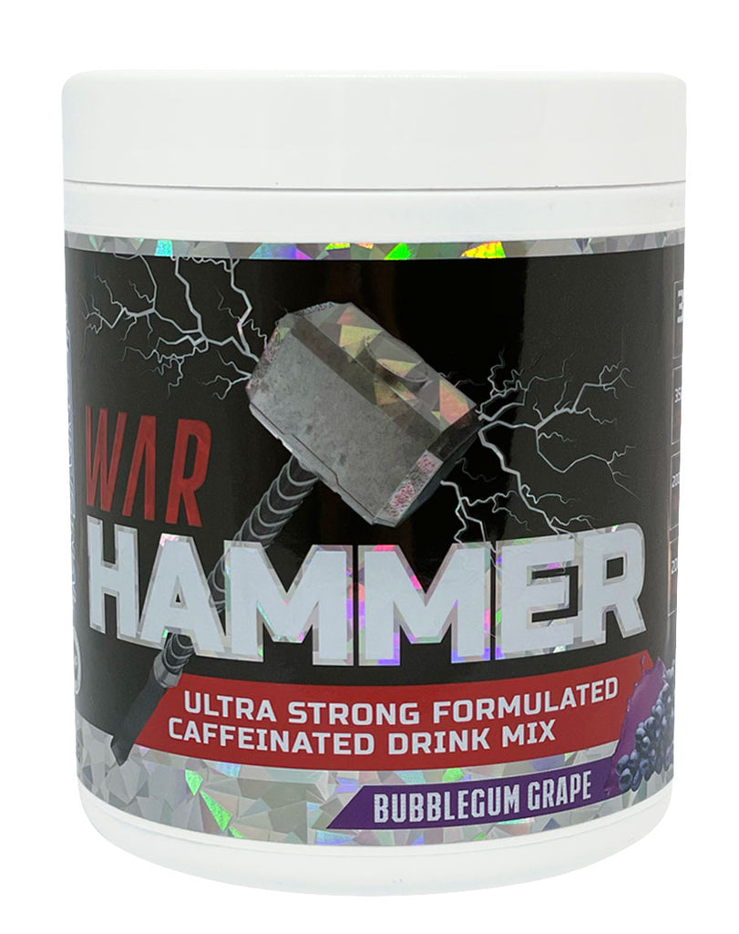 War Hammer by International Protein