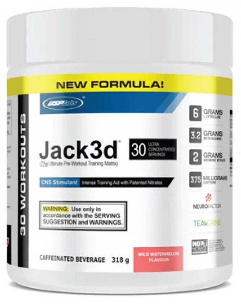 Jack3d by USP Labs