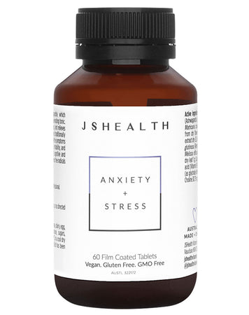 Anxiety & Stress by JSHealth Vitamins