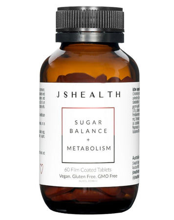 Sugar Balance + Metabolism by JSHealth Vitamins