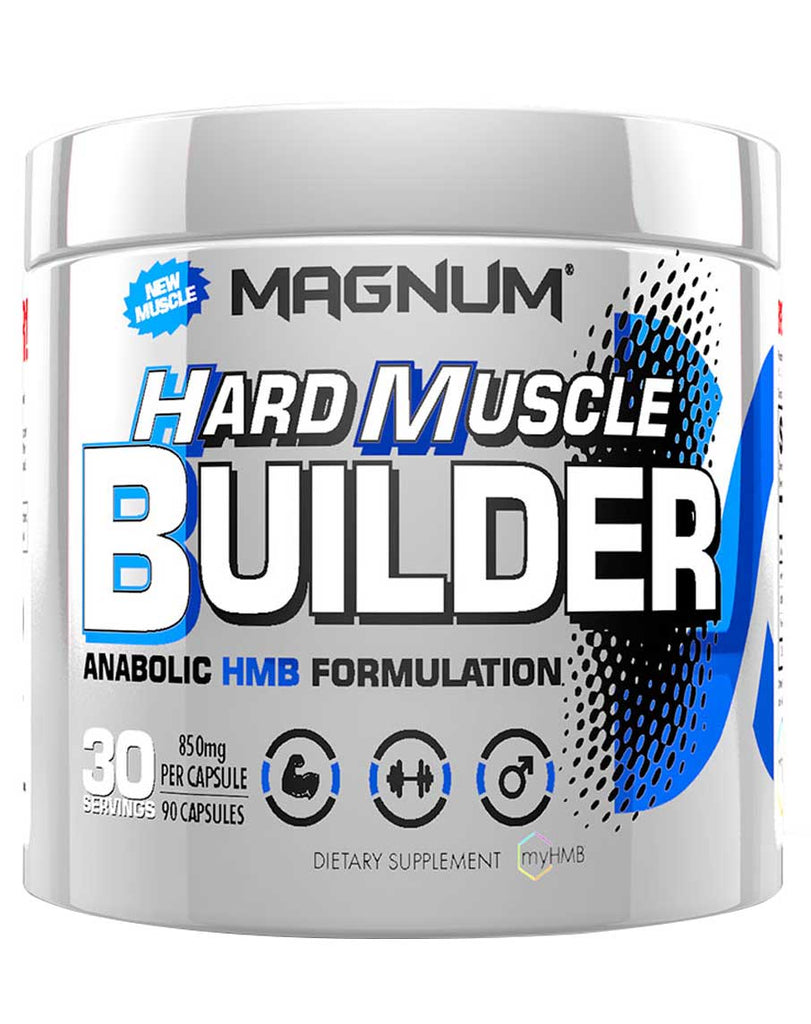 Hard Muscle Builder by Magnum Nutraceuticals