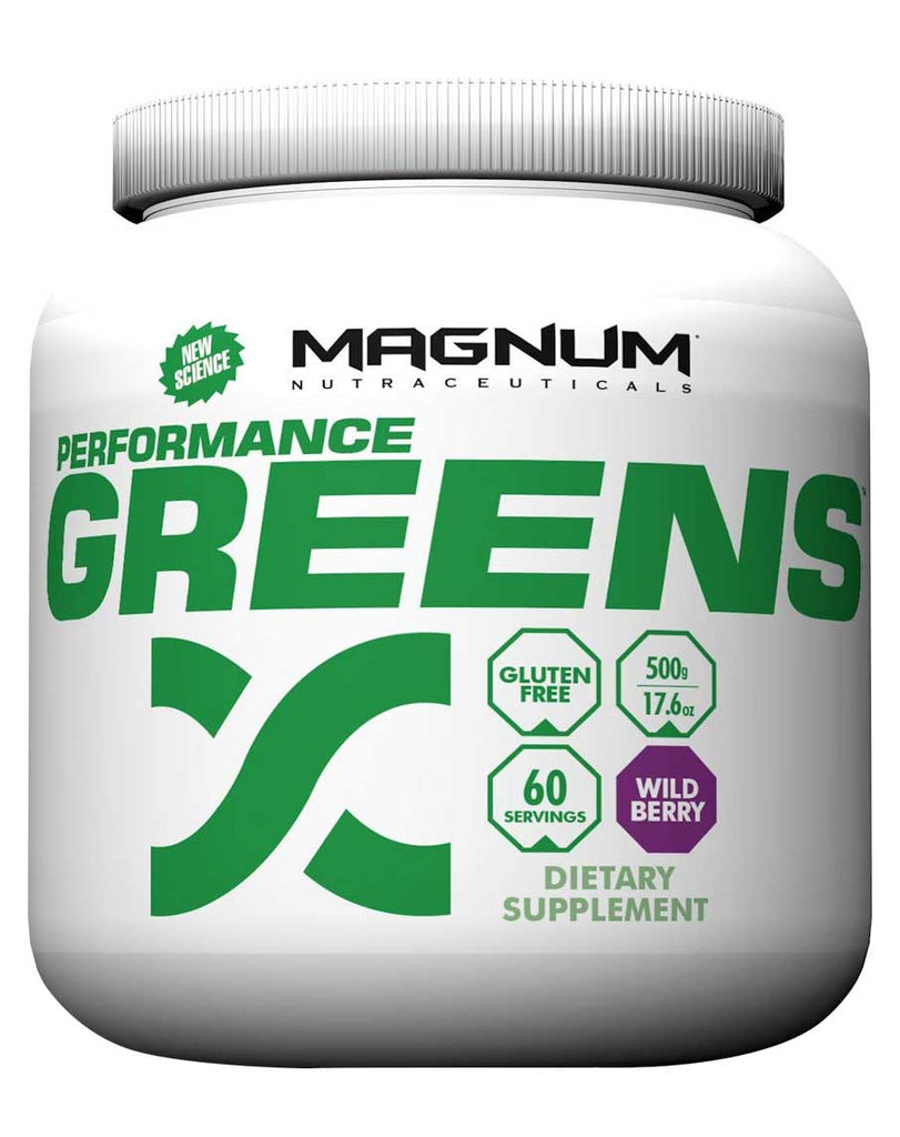 Performance Greens by Magnum Nutraceuticals