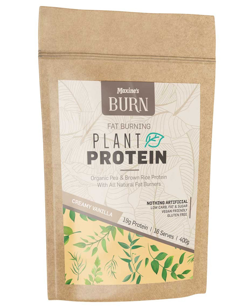 Fat Burning Plant Protein by Maxine's