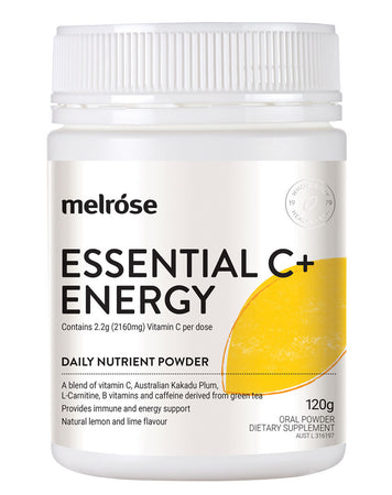 Essential C + Energy by Melrose