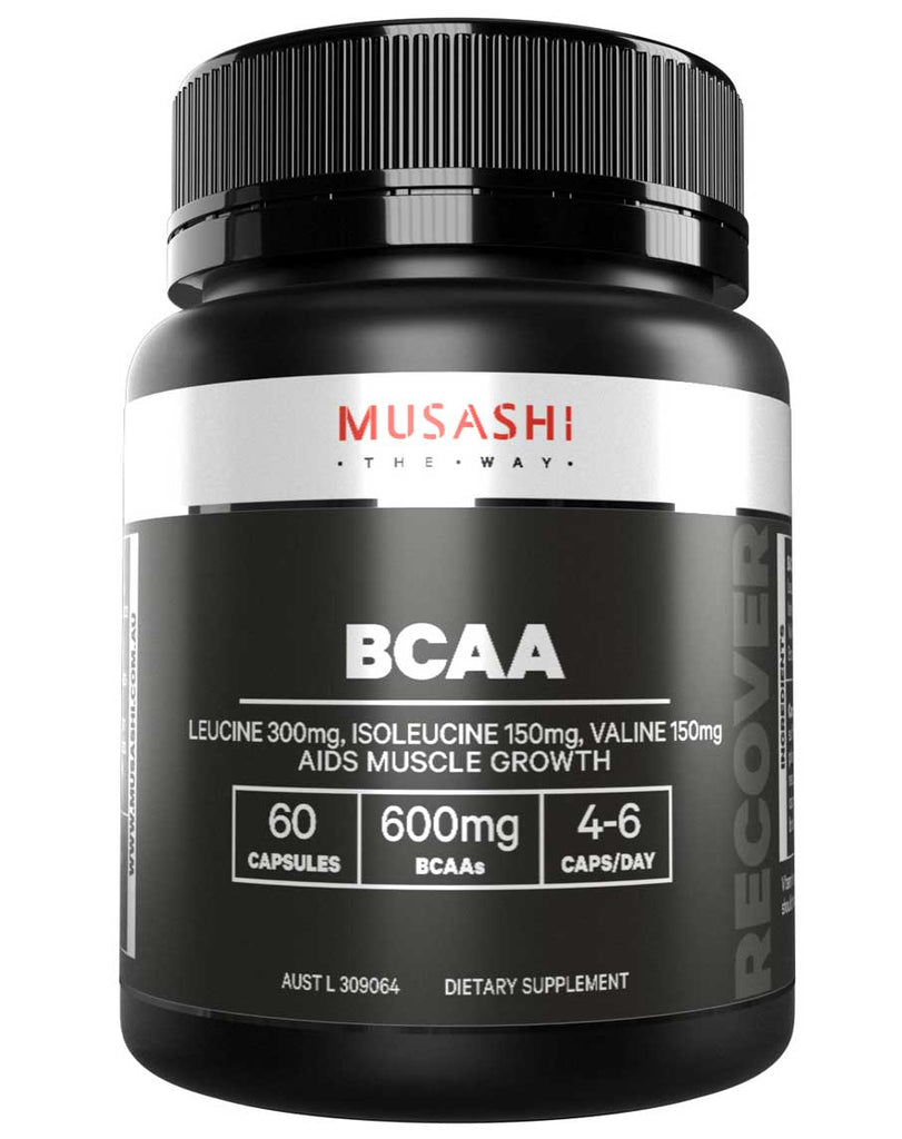 BCAA (Capsules) by Musashi