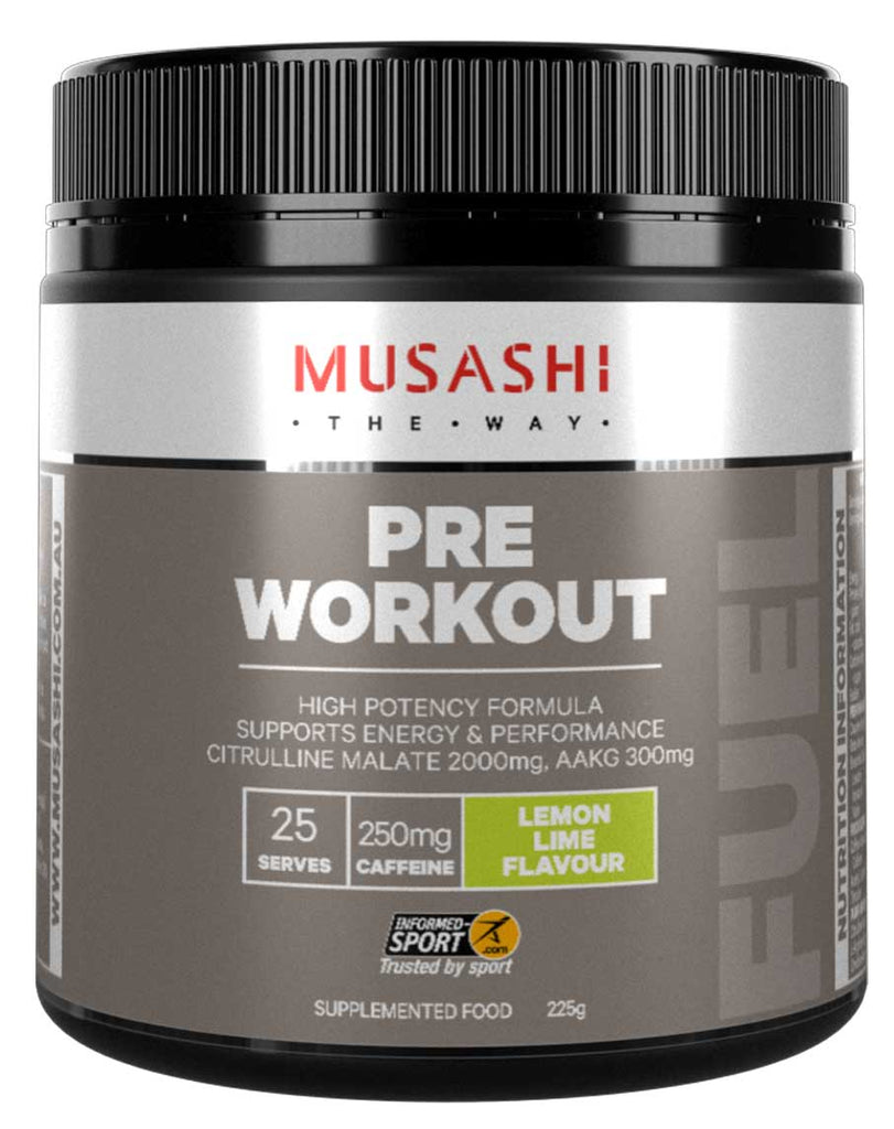 Pre Workout by Musashi