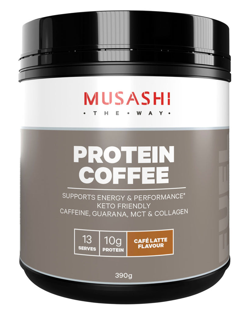 Protein Coffee by Musashi