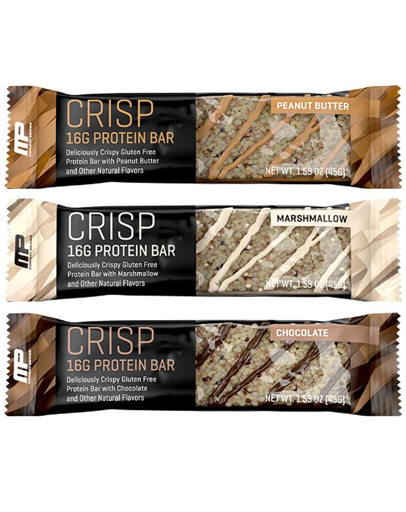 Crisp Protein Bar by Muscle Pharm