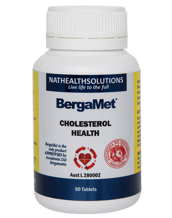 Bergamet Cholesterol Health by NatHealth Solutions