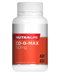 Co-Q-Max 150mg by NutraLife