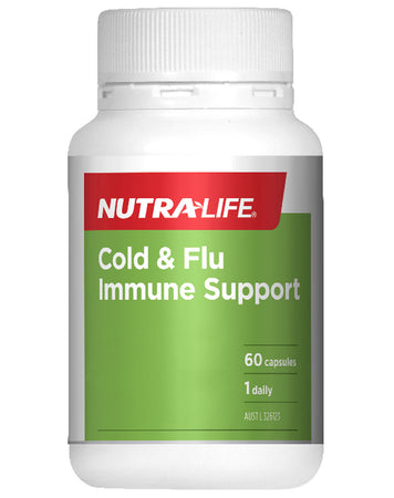 Cold & Flu Immune Support by Nutralife