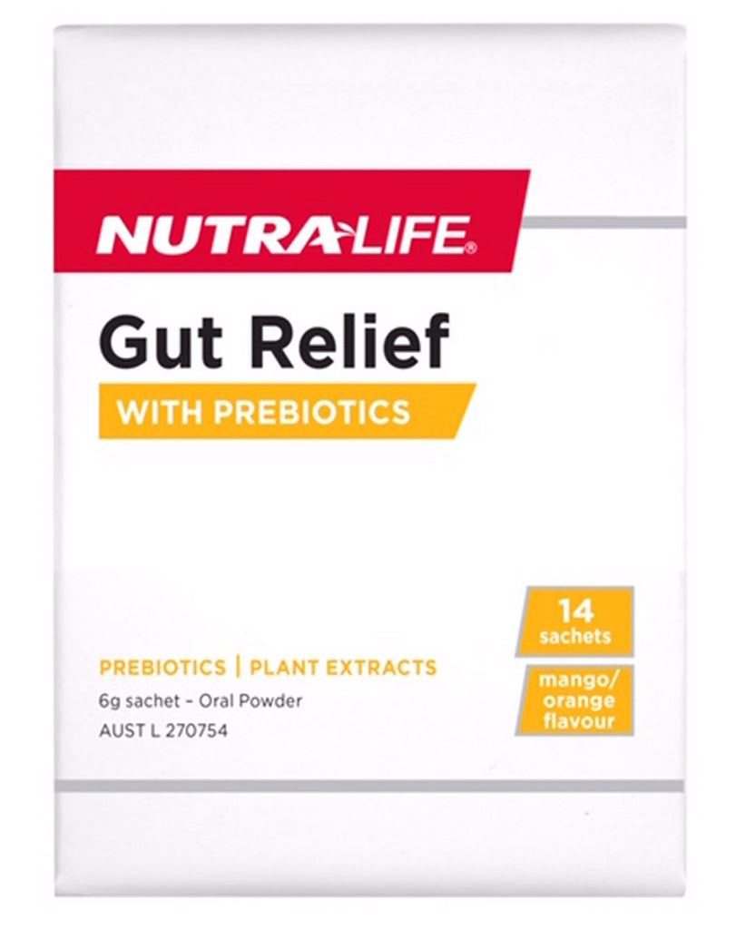 Gut Relief Sachets by NutraLife