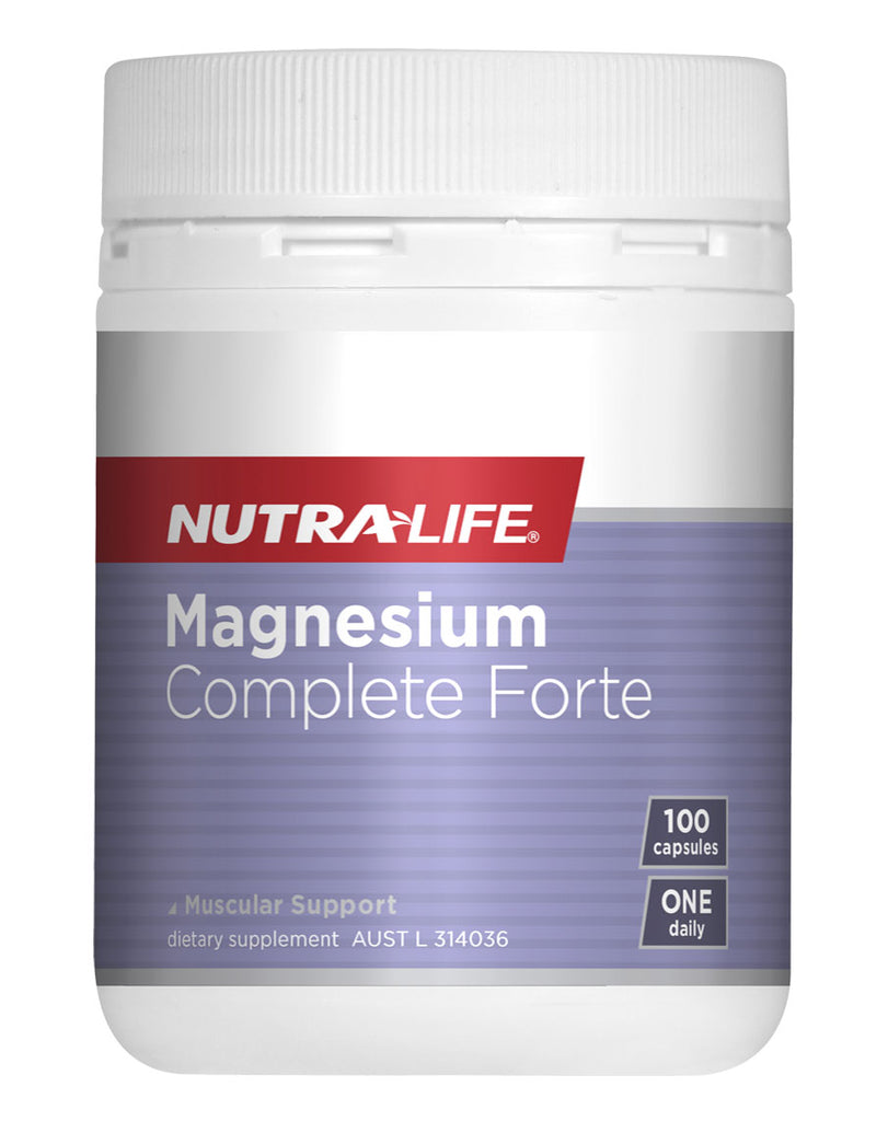 Magnesium Complete Forte by NutraLife