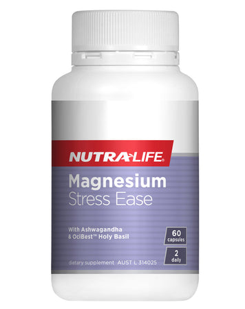 Magnesium Stress Ease by NutraLife