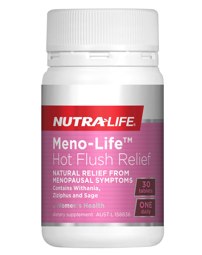 Meno-Life Hot Flush Relief by Nutralife