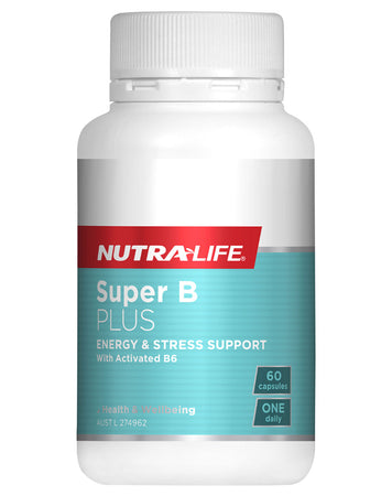 Super B Plus by Nutralife