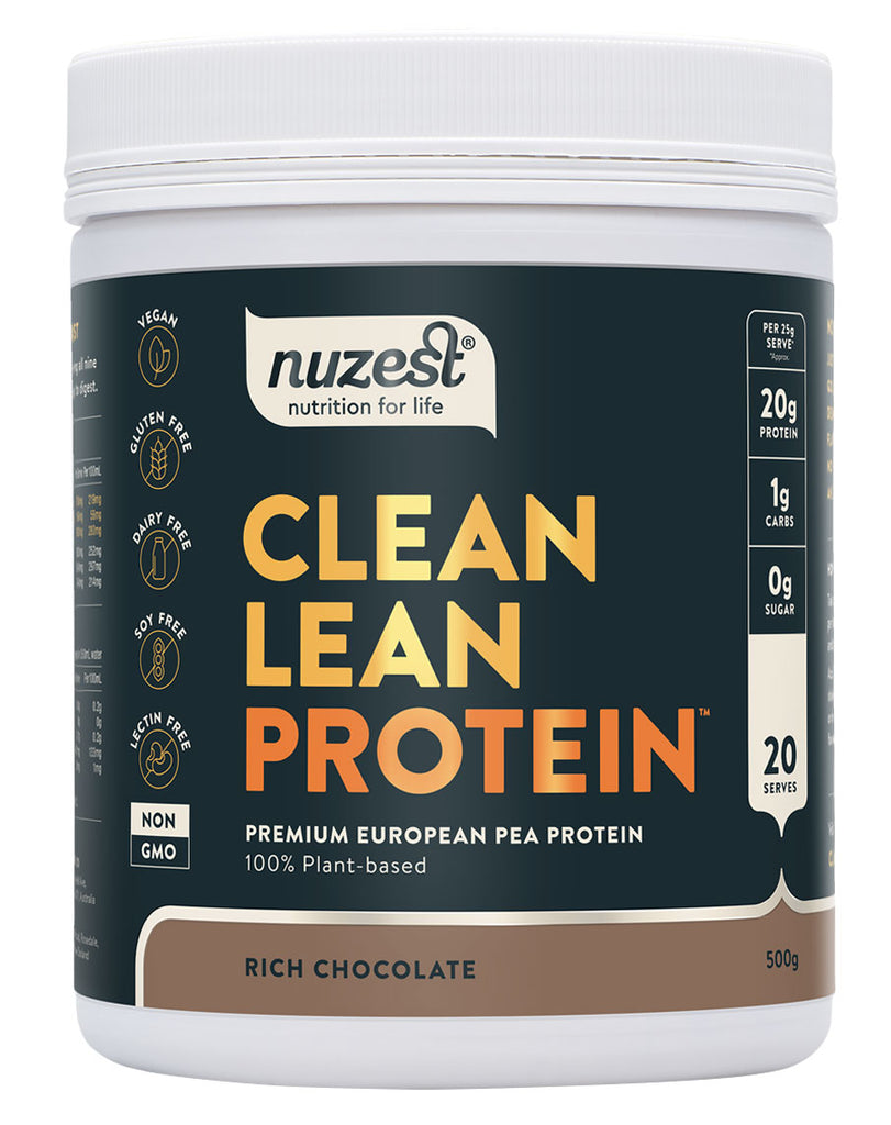 Clean Lean Protein by Nuzest