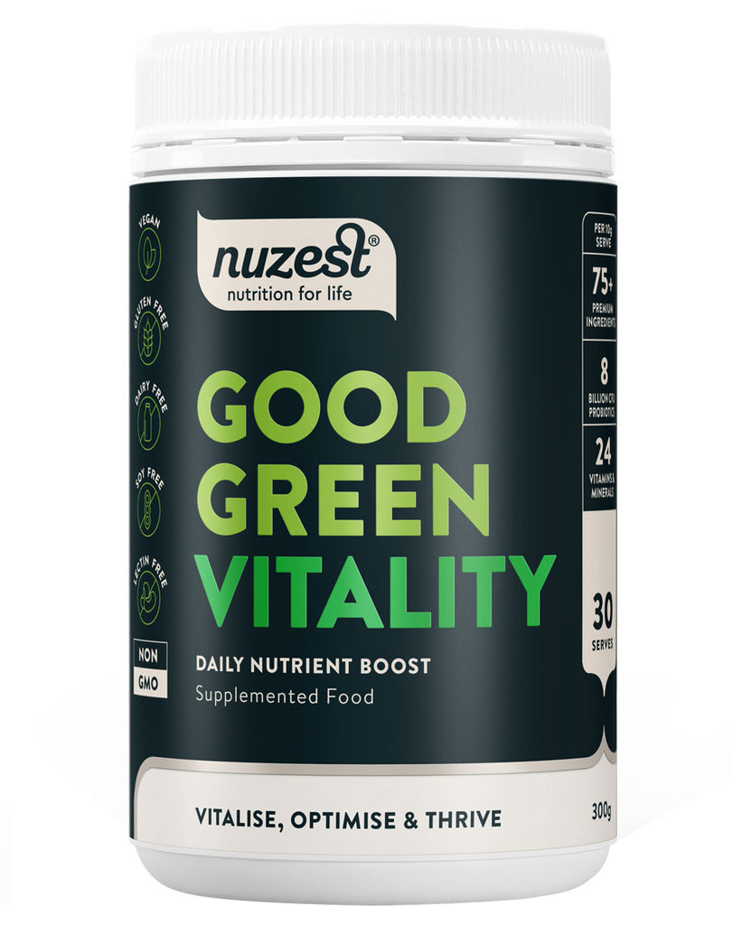Good Green Vitality by Nuzest
