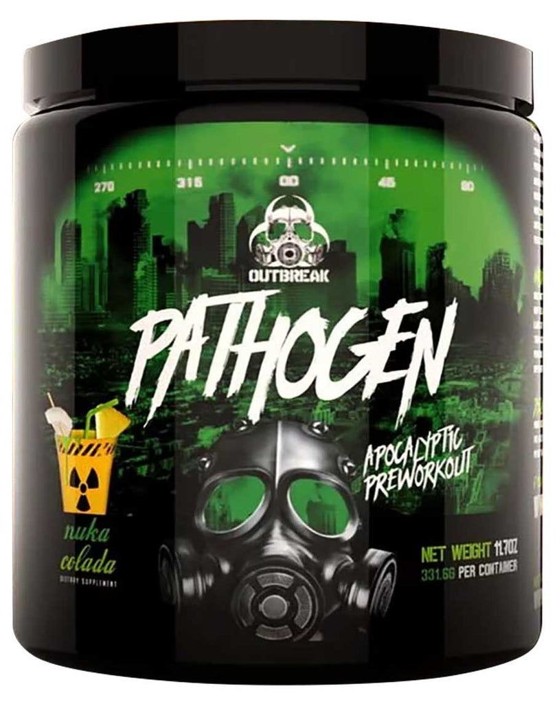 Pathogen by Outbreak Nutrition
