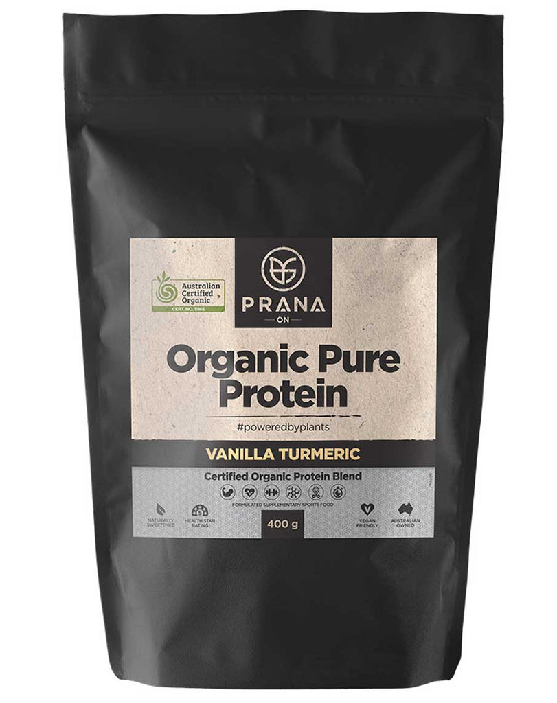 Organic Pure Protein by Prana On