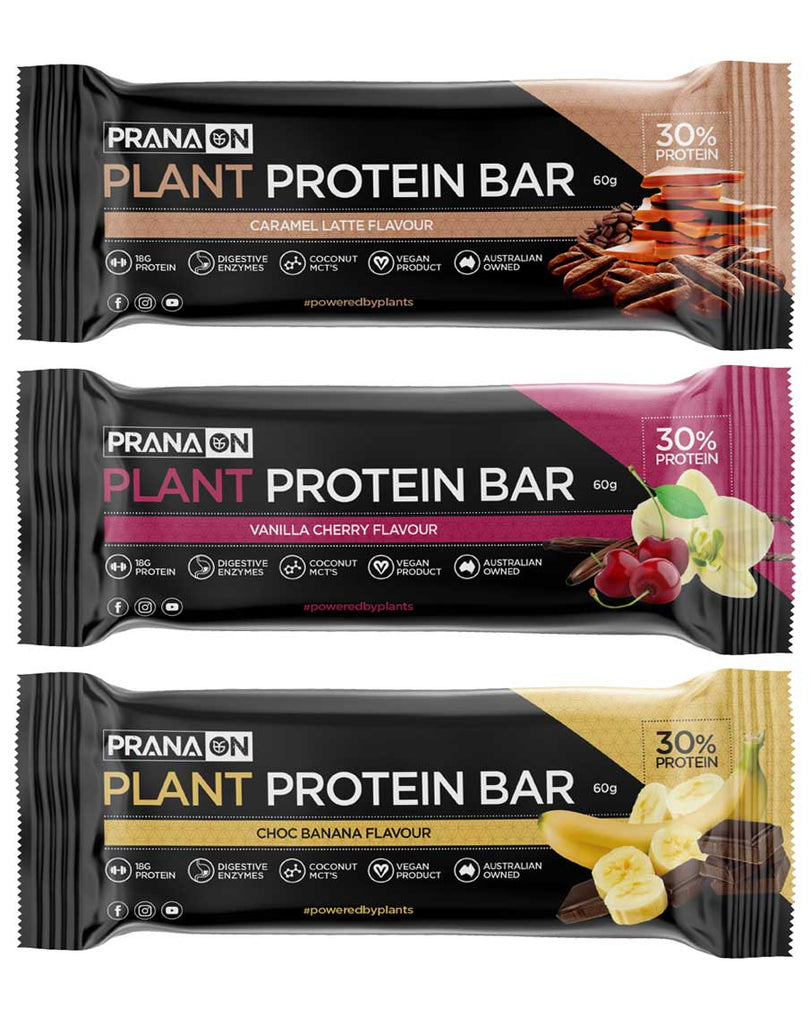Plant Protein Bar by Prana On