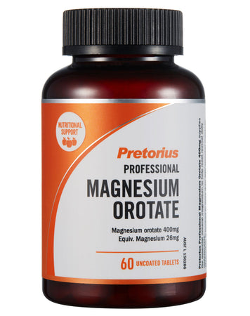 Magnesium Orotate by Pretorius