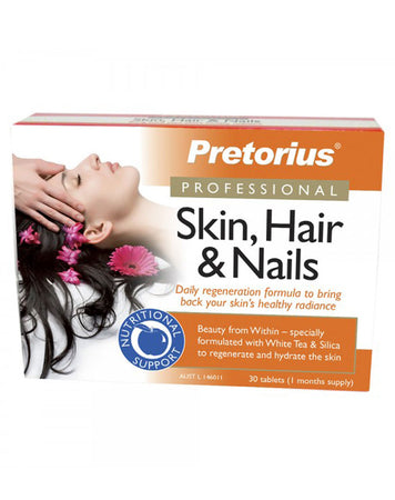 Skin, Hair & Nails by Pretorius