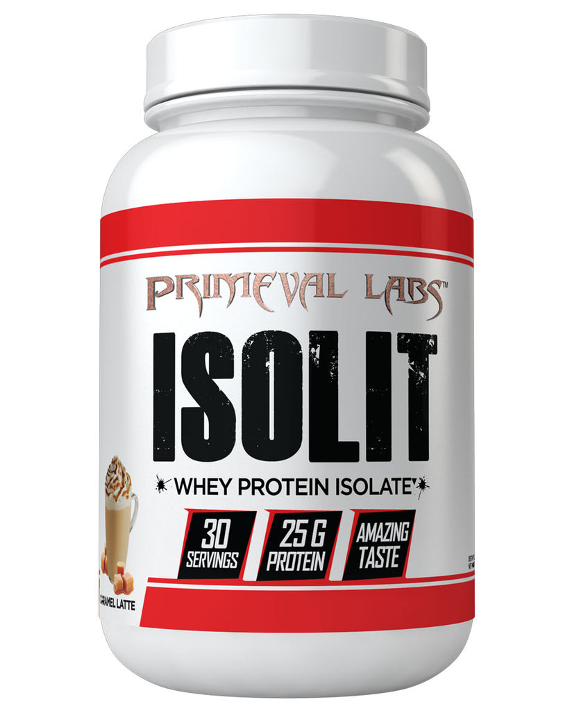 Isolit by Primeval Labs