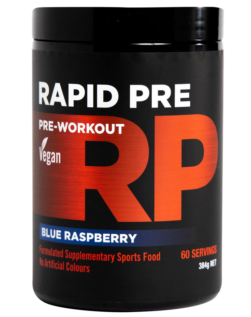 Rapid Pre by Rapid Supplements