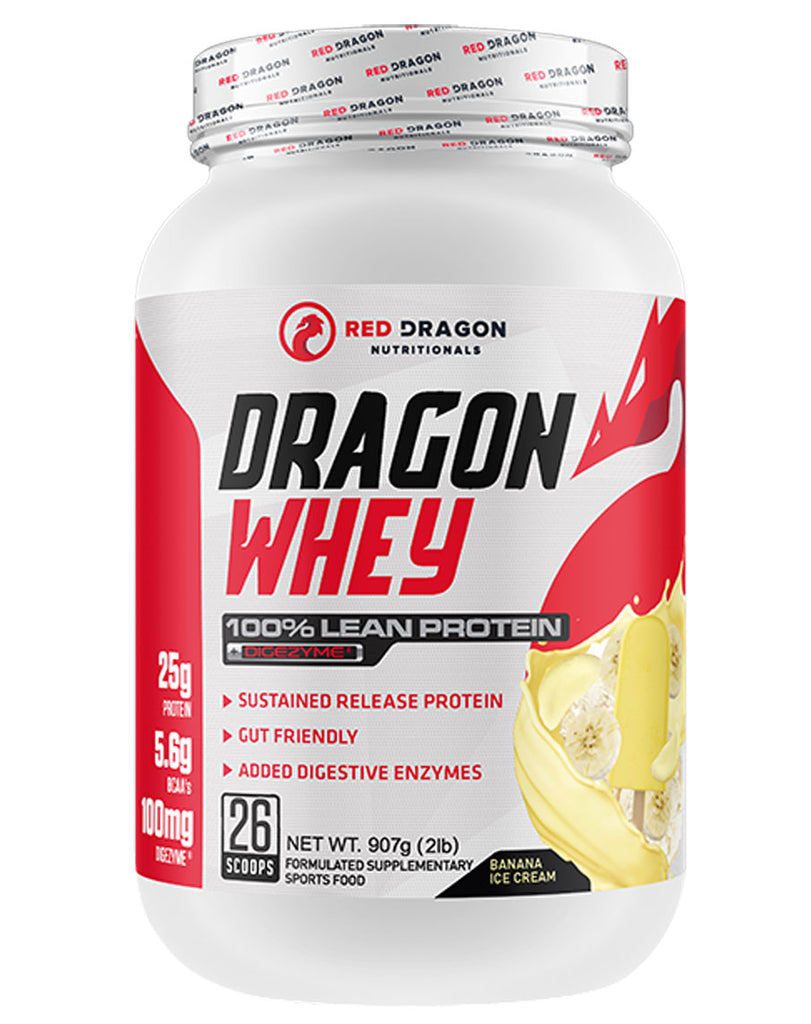 Dragon Whey by Red Dragon Nutritionals