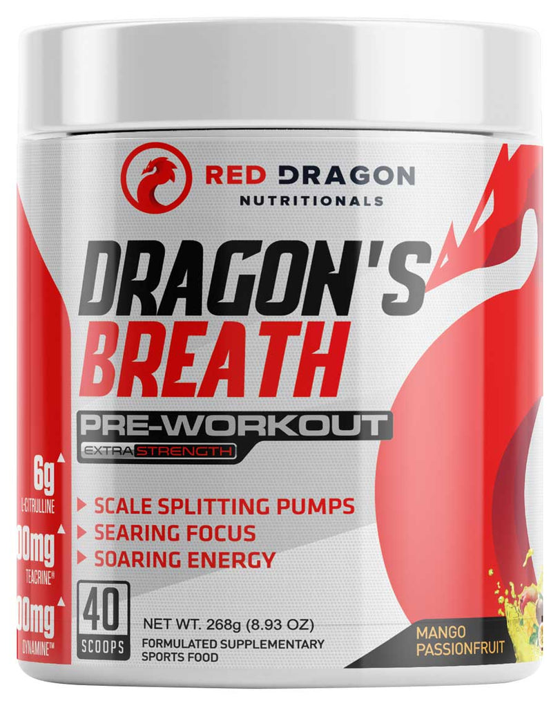 Dragon's Breath by Red Dragon Nutritionals
