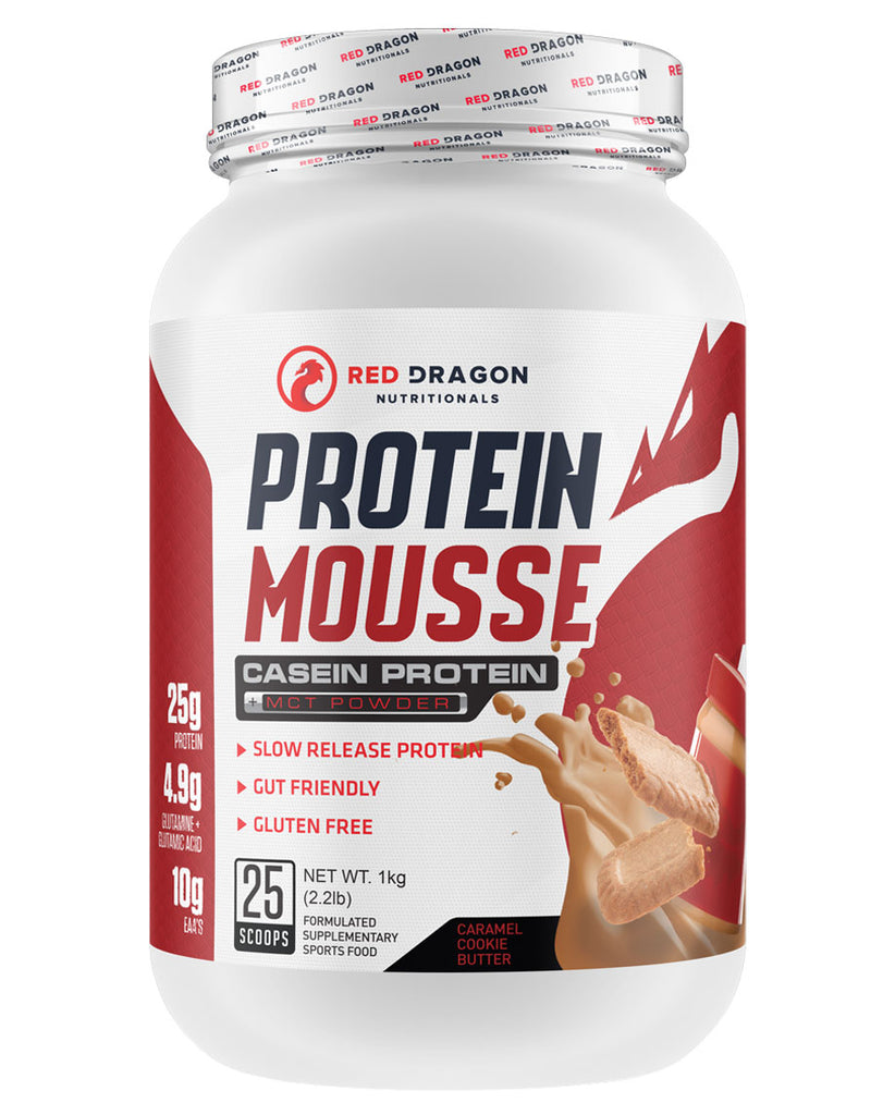 Protein Mousse by Red Dragon Nutritionals