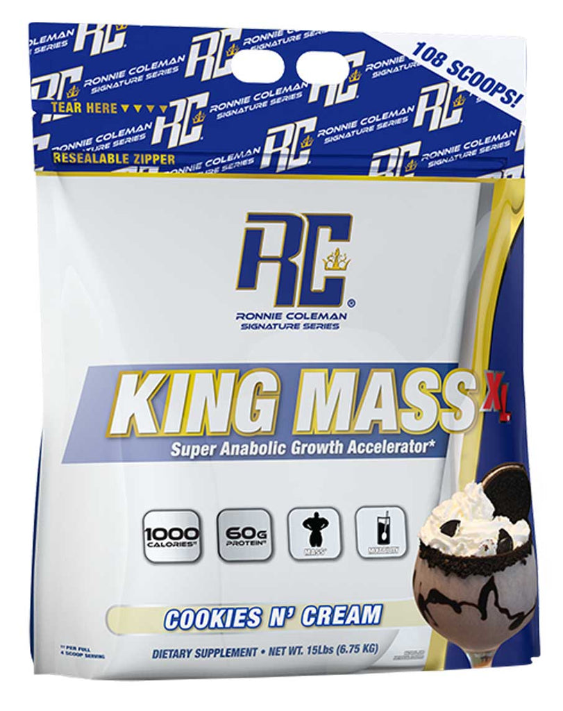 King Mass by Ronnie Coleman