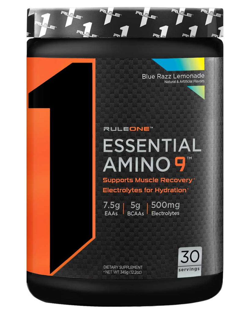 R1 Essential Amino 9 by Rule 1 Proteins