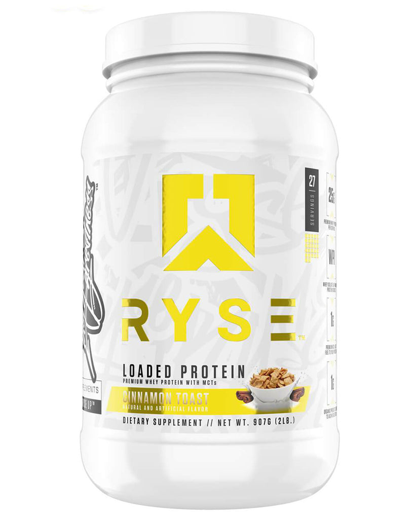 Loaded Protein by Ryse