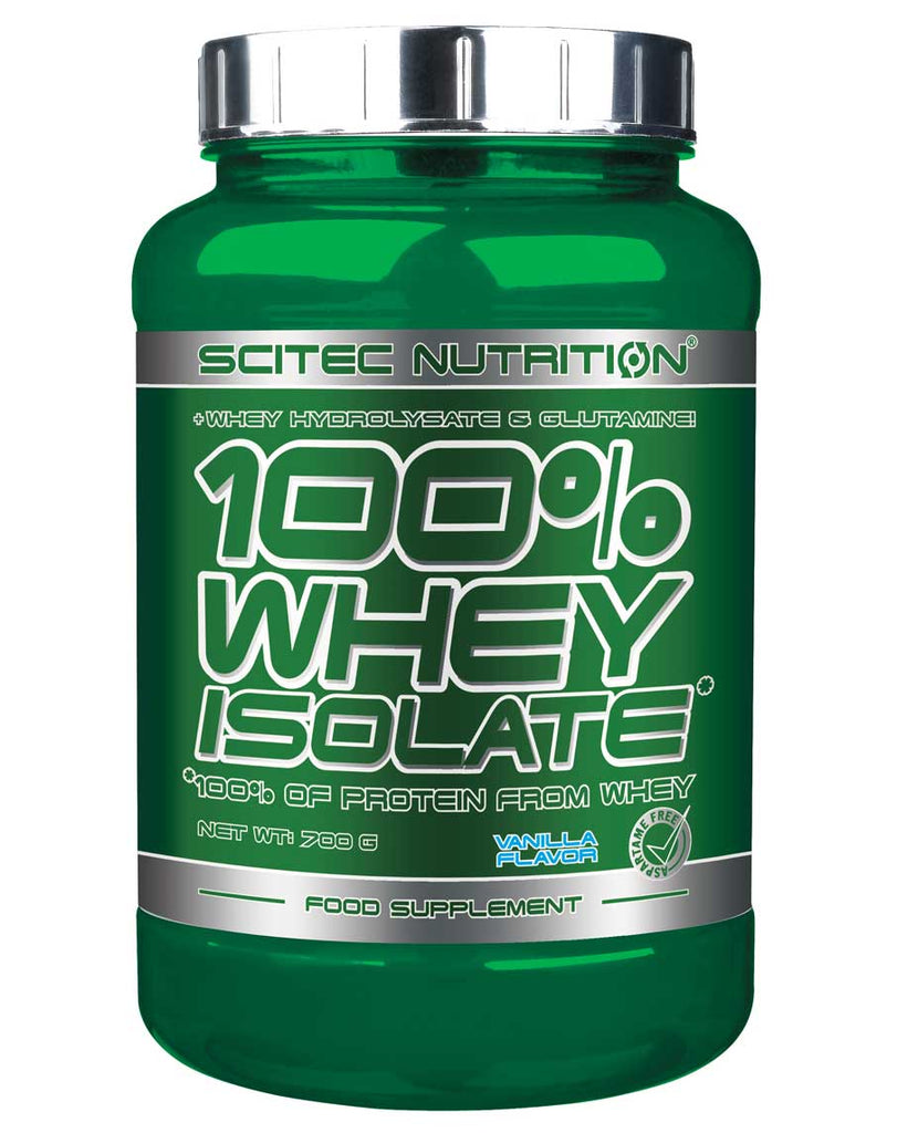 100% Whey Isolate by Scitec Nutrition