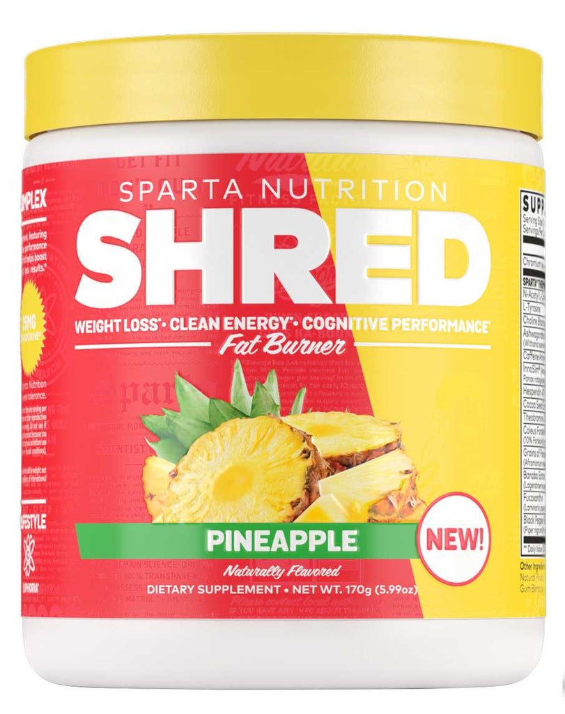 Shred by Sparta Nutrition