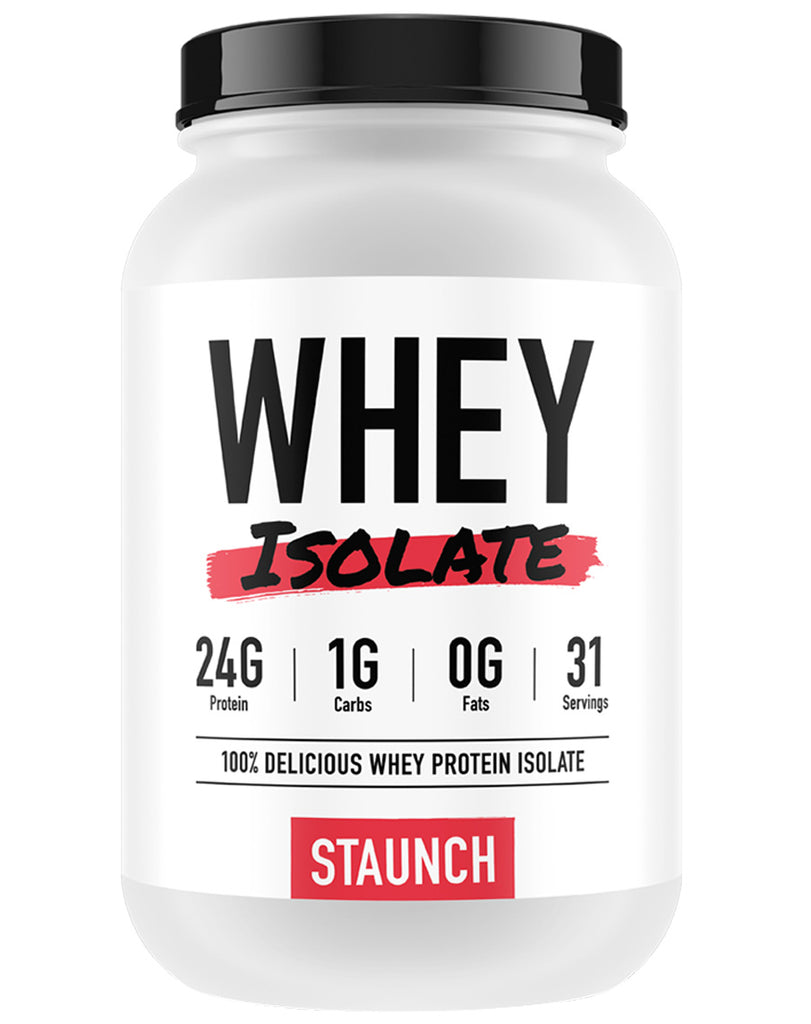 Whey Isolate by Staunch