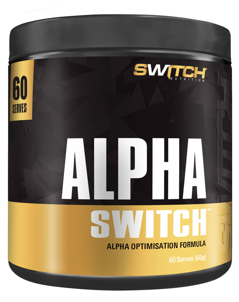 Alpha Switch by Switch Nutrition